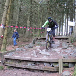 Photo of Oliver ANDREWS (u16) at Foel Gasnach
