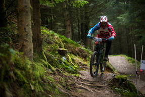 Photo of Jake STELL at Foel Gasnach