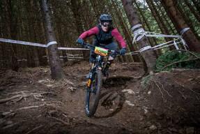 Photo of Gary HUNTER at Glentress