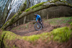 Photo of Hunter MCCRONE at Glentress