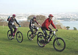 Photo of Multiple riders at Mount Edgcumbe