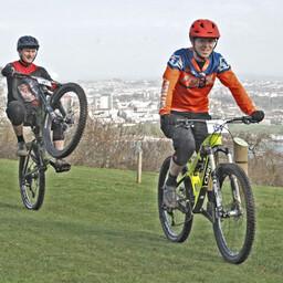 Photo of Multiple riders at Mount Edgcumbe