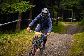 Photo of Brett JACKSON at Glentress