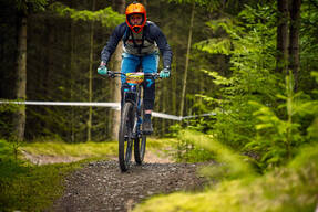 Photo of Dean BRYSON at Glentress