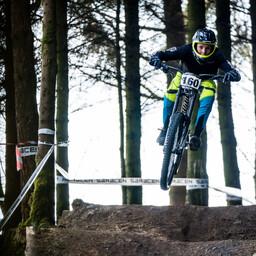 Photo of Adam PYBUS at Hamsterley