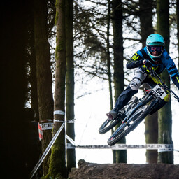Photo of Rider 64 at Hamsterley
