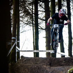 Photo of Aidan MALLON at Hamsterley