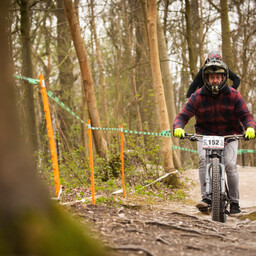 Photo of Aaron BUDDEN at Tidworth