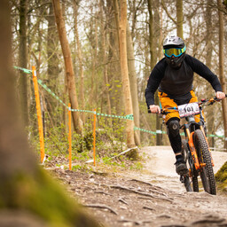 Photo of David COOMBES at Tidworth