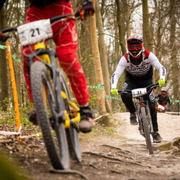 Photo of James CARGILL at Tidworth