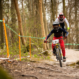Photo of Will HOLBECHE at Tidworth