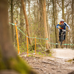 Photo of Ashley NEWBERY at Tidworth