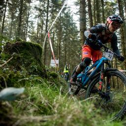 Photo of Sam JOHNSTON (yth) at Foel Gasnach