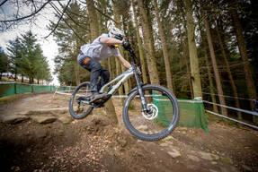 Photo of Luke MARTIN-AINSLEY at Hamsterley