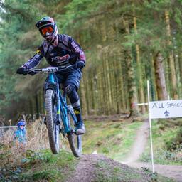 Photo of Martin ROBERTS (mas) at Foel Gasnach