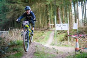 Photo of Matt COX at Foel Gasnach
