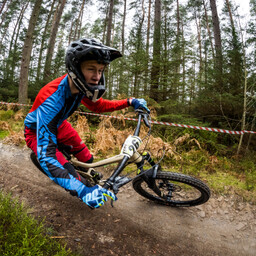 Photo of Myles TOPHAM at Hamsterley