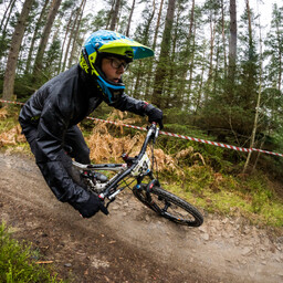 Photo of Kyle ROGERS at Hamsterley
