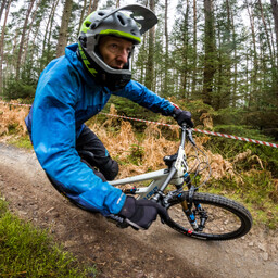 Photo of Johnny CARR at Hamsterley