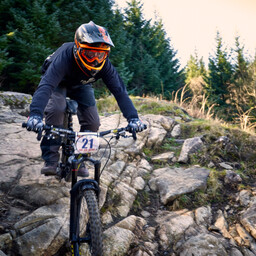 Photo of Mick ELSON at Fort William