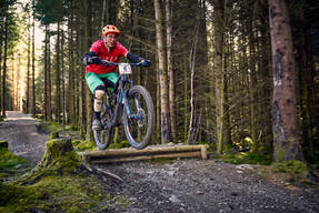 Photo of Mike ASHCROFT at Fort William