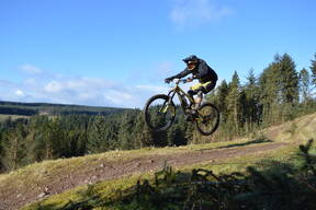 Photo of Lewis DODDS at Ae Forest