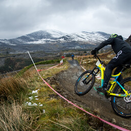 Photo of Charlie WILSON at Antur Stiniog