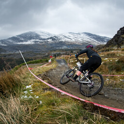 Photo of Hannah SAVILLE at Antur Stiniog