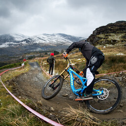 Photo of Mungo HARRISON-WARD at Antur Stiniog