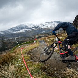 Photo of Fergus WARD at Antur Stiniog