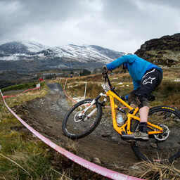 Photo of Scott AISTHORPE at Antur Stiniog