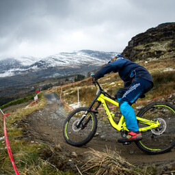 Photo of Maxime DUFOUR at Antur Stiniog