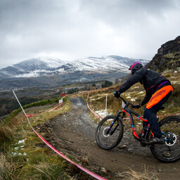 Photo of Rider 175 at Antur Stiniog