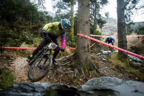 Photo of Dom BARBER at Antur Stiniog