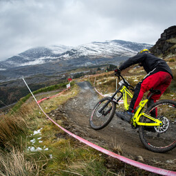 Photo of Iain BRUCE at Antur Stiniog