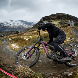 Photo of Oliver CARION-NOWAK at Antur Stiniog