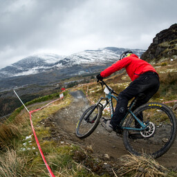 Photo of Rowan HARTNOLL at Antur Stiniog