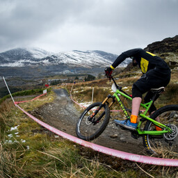 Photo of Jack MORRIS (opn) at Antur Stiniog