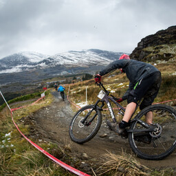 Photo of Stan PRITCHARD at Antur Stiniog