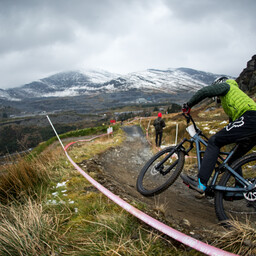 Photo of Ross NICHOLS at Antur Stiniog
