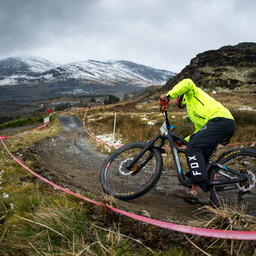 Photo of Jamie WEDDELL at Antur Stiniog