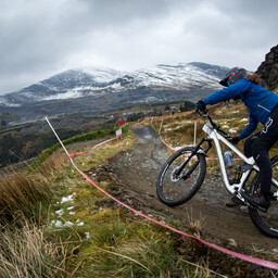 Photo of Abi LEGGE at Antur Stiniog