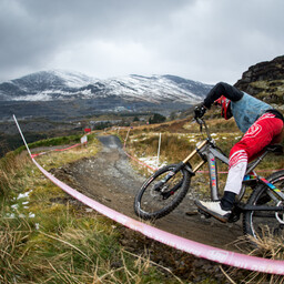 Photo of Laurie KENT at Antur Stiniog