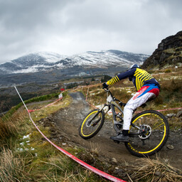 Photo of Willis DEANS at Antur Stiniog