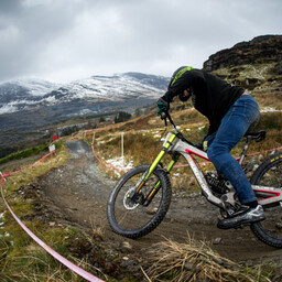Photo of John MACIVER at Antur Stiniog