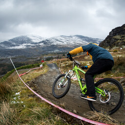 Photo of James TEPER at Antur Stiniog