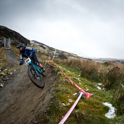 Photo of Gabby HOWELL at Antur Stiniog