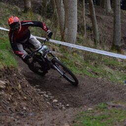 Photo of Andrew RAMSAY at Innerleithen