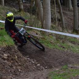 Photo of Cameron RAVENHILL at Innerleithen