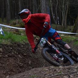 Photo of Ben CATHRO at Innerleithen